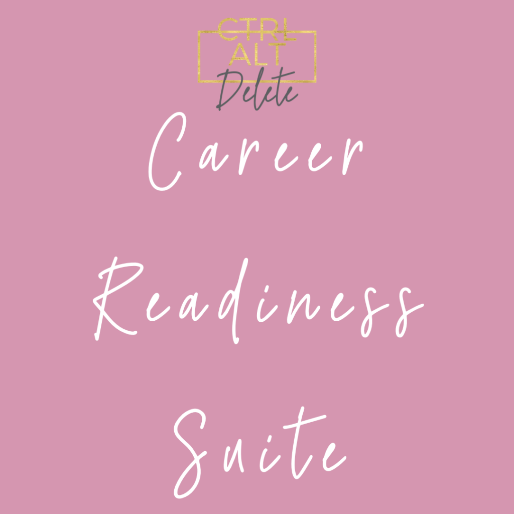 Career Readiness Suite